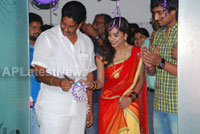 Naturals open Family Salon and Spa by Prema Ishq Kadal Movie Team, Bhimavaram - Picture 11
