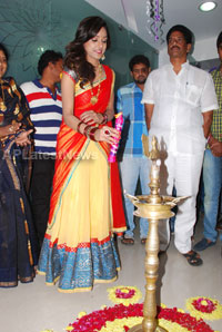Naturals open Family Salon and Spa by Prema Ishq Kadal Movie Team, Bhimavaram - Picture 22