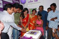 Naturals open Family Salon and Spa by Prema Ishq Kadal Movie Team, Bhimavaram - Picture 15