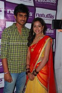 Naturals open Family Salon and Spa by Prema Ishq Kadal Movie Team, Bhimavaram - Picture 16
