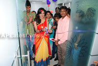 Naturals open Family Salon and Spa by Prema Ishq Kadal Movie Team, Bhimavaram - Picture 1