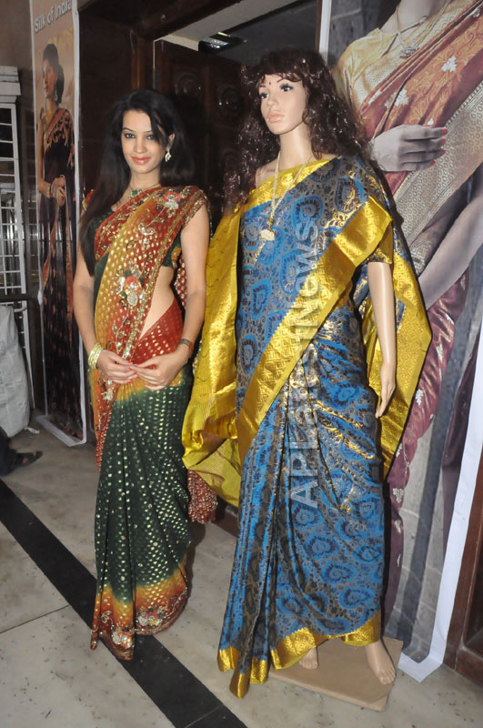 National silk and cotton expo Inaugurated by Actress Diksha panth - Picture 4