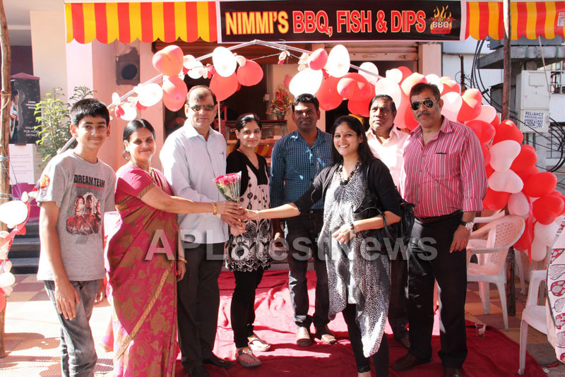 Nimmis BBQ, Fish and D Concepts out-let Launched - Picture 4