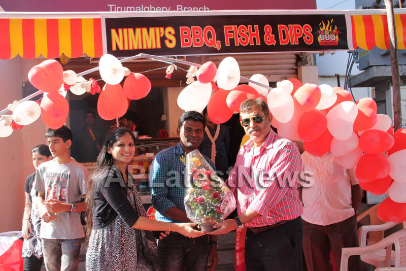 Nimmis BBQ, Fish and D Concepts out-let Launched - Picture 10