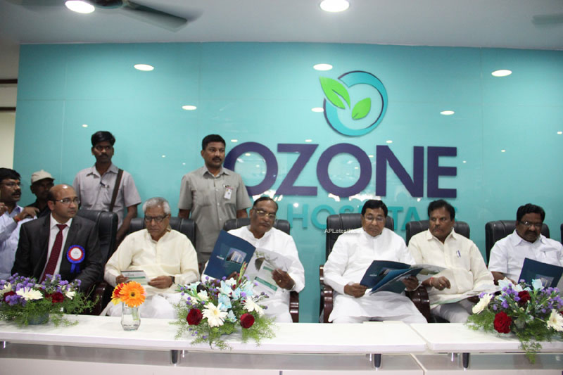 OZONE Hospitals Opened in Kothapet by Jana Reddy State Minister of Panchayat Raj and RWS - Picture 8