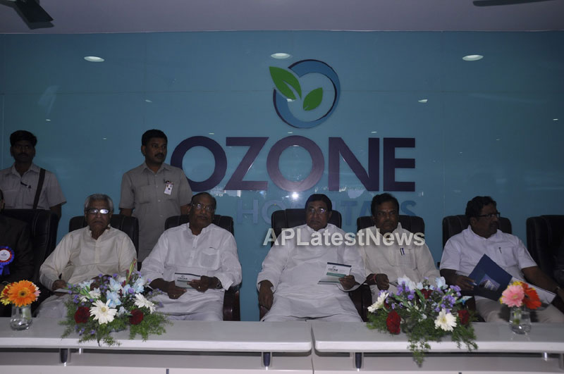 OZONE Hospitals Opened in Kothapet by Jana Reddy State Minister of Panchayat Raj and RWS - Picture 9