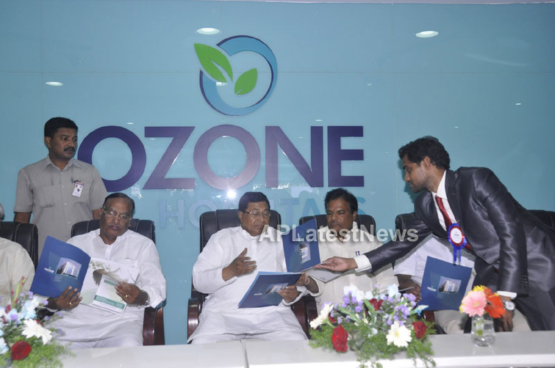 OZONE Hospitals Opened in Kothapet by Jana Reddy State Minister of Panchayat Raj and RWS - Picture 4