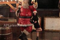 Playboy girl Shanti Dynamite turn sexy Santa clause  - Picture 7