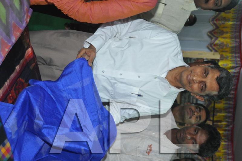 Pochampally IKAT Art  Mela 2013 - KPHB Colony - Picture 9