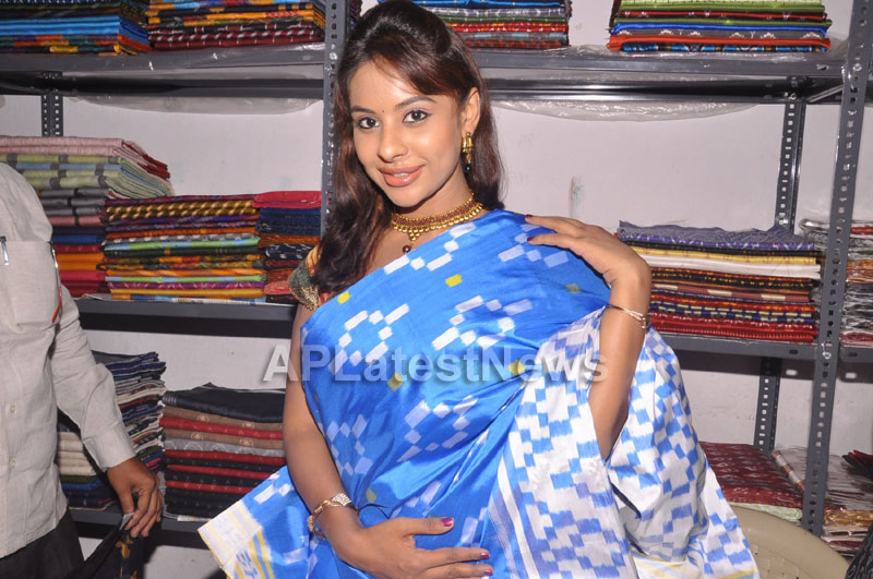 Pochampally Ikat Art Mela at Y.W.C.A by Sri Lekha and Hanumanth Rao - Picture 9