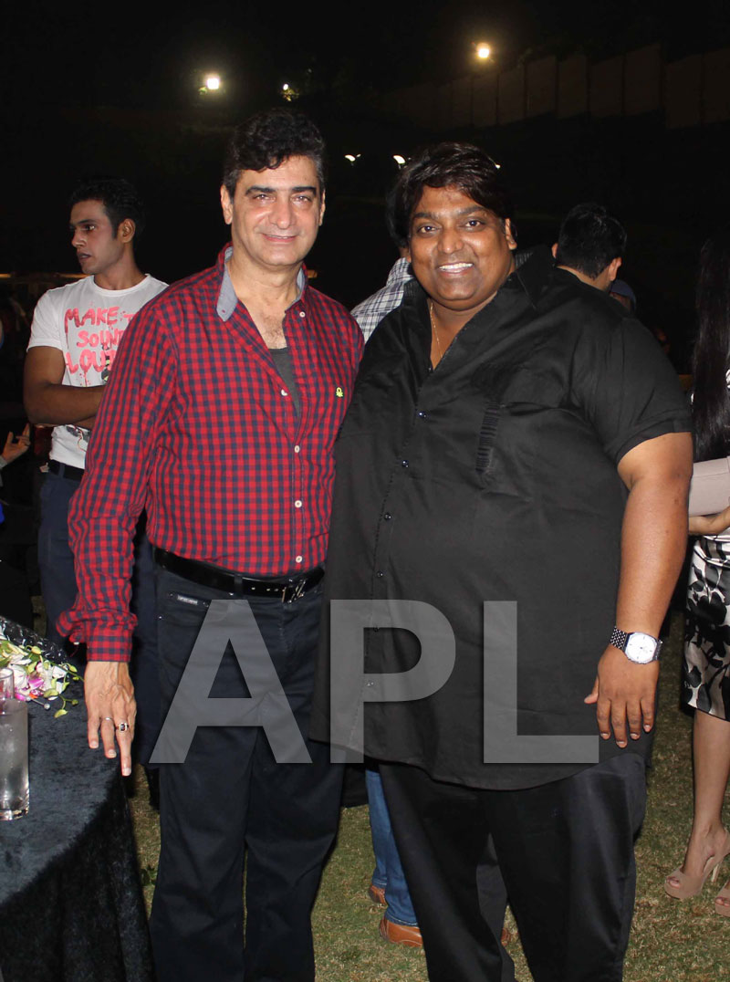 Amitabh, Suneil Shetty, Aftab and Kavya Singh attended RVG satya2 party - Picture 23