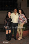 Amitabh, Suneil Shetty, Aftab and Kavya Singh attended RVG satya2 party - Picture 7