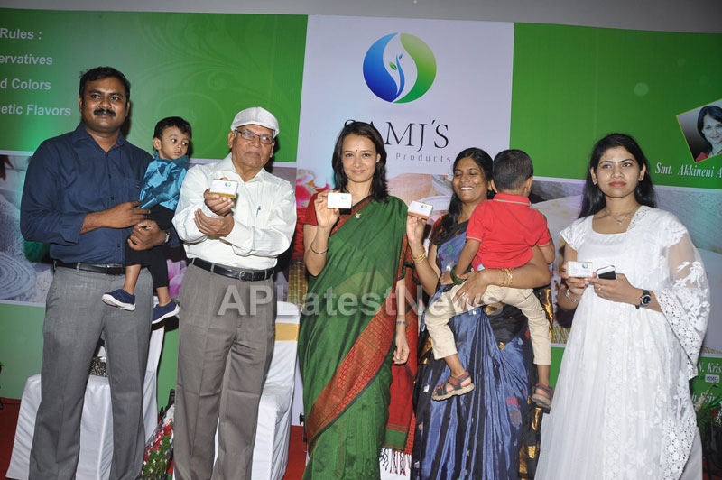 SamJs Natural launched by Actress Amala Nagarjuna at Inorbit mall in Madhapur - Picture 1