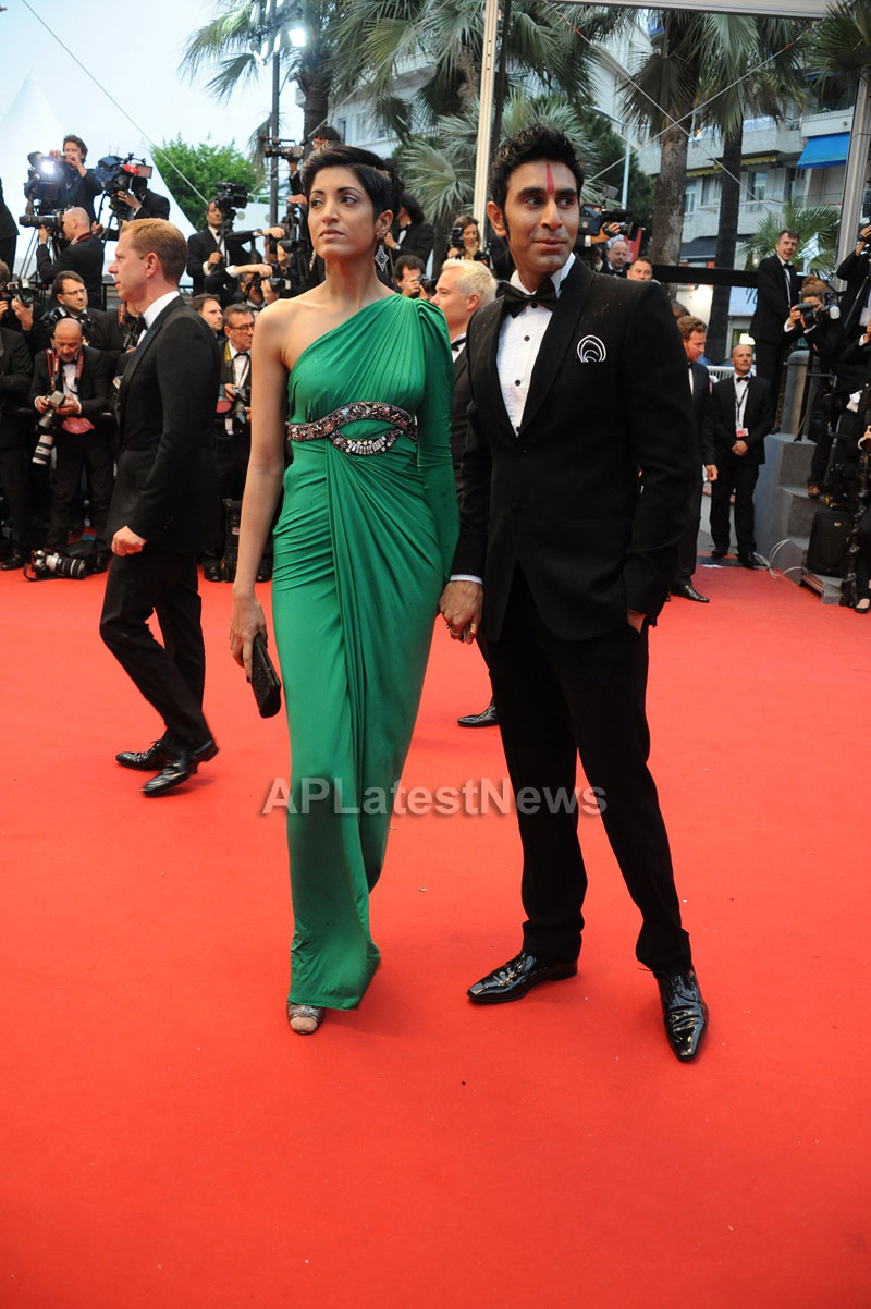 Choreographer Sandip and Jesse Indian Dance Community at 66th Cannes Film Festival - Picture 3