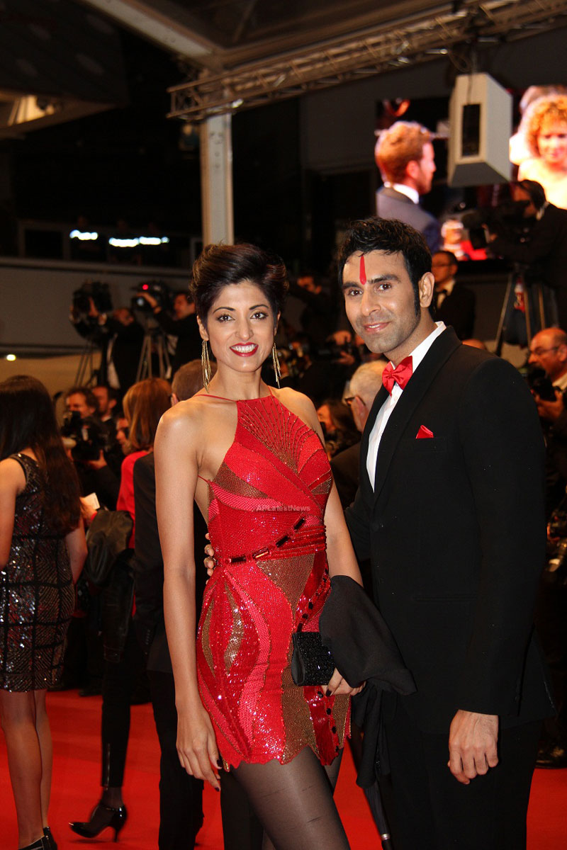 Choreographer Sandip and Jesse Indian Dance Community at 66th Cannes Film Festival - Picture 8