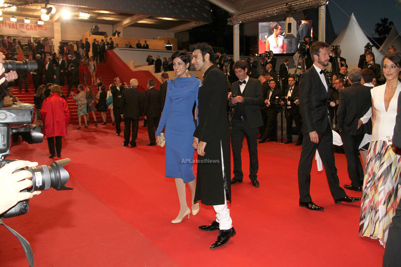 Choreographer Sandip and Jesse Indian Dance Community at 66th Cannes Film Festival - Picture 2