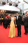 Choreographer Sandip and Jesse Indian Dance Community at 66th Cannes Film Festival