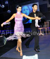 Sandip Soparrkar, Jesse Randhawa at Seagrams Blender pride fashion tour - Chandigarh - Picture 3