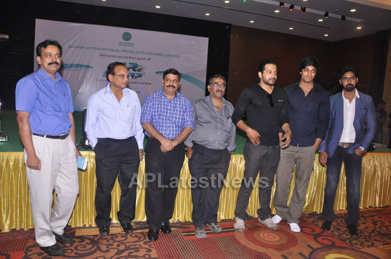 Sharp Super Products Galore in City Market - Tollywood Upcoming actors graced the event - Picture 10