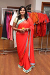 Shrujan Hand Embroidery Exhibition by Tollywood Actress Tanusha, Hyderabad - Picture 7