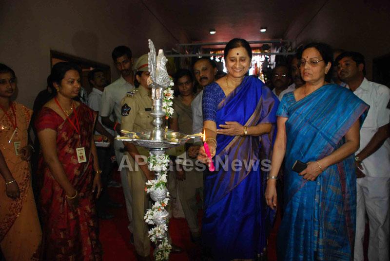 Silk Mark Expo Inaugurated by Vimala Narsimhan at Shilpakala Vedika, HYD - Picture 7
