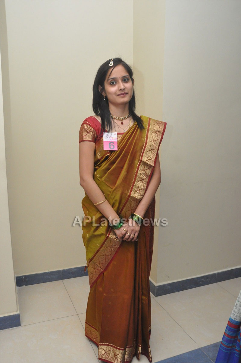 Srimathi Silk Mark, Hyderabad 2013 Auditions held - Picture 8