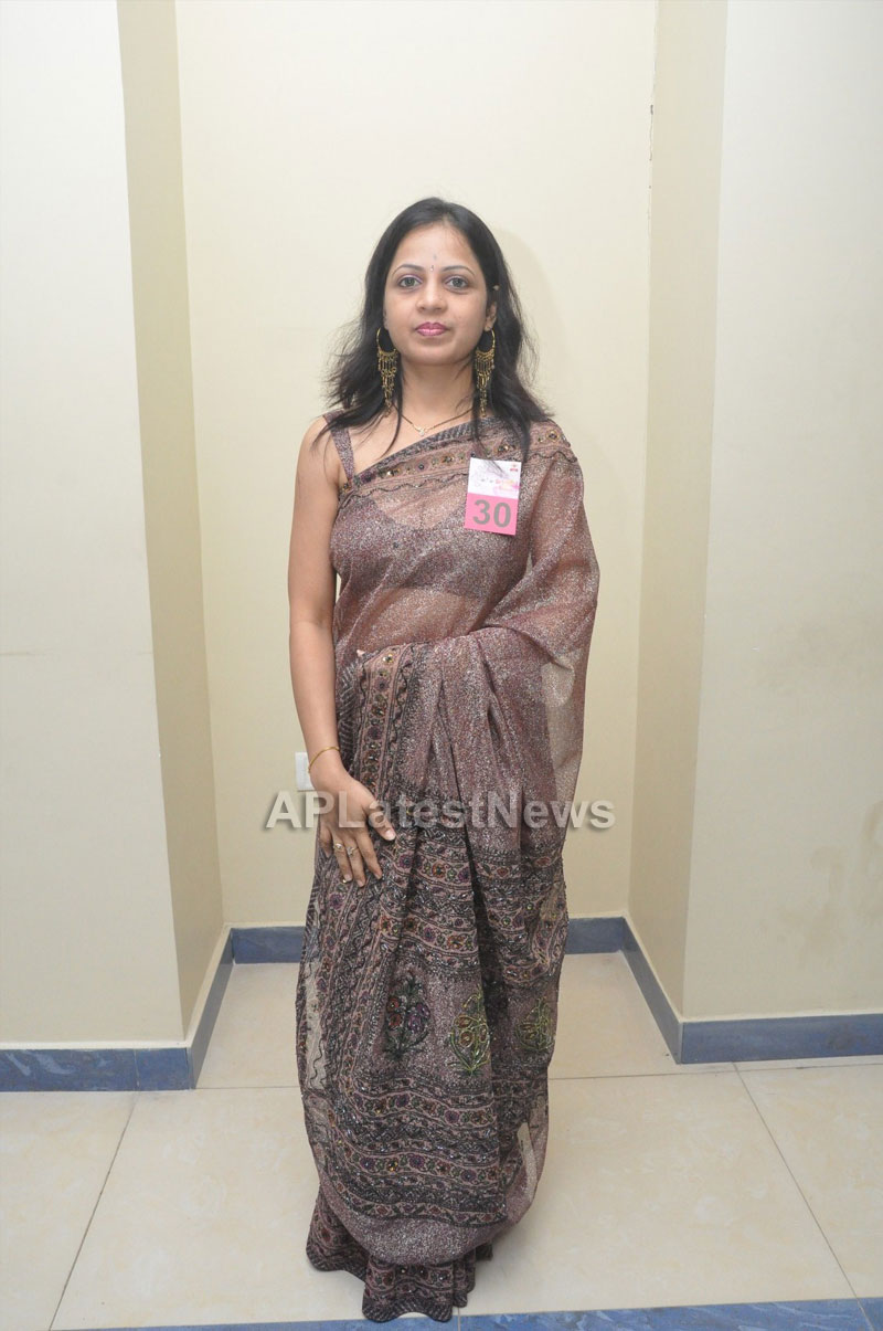 Srimathi Silk Mark, Hyderabad 2013 Auditions held - Picture 10