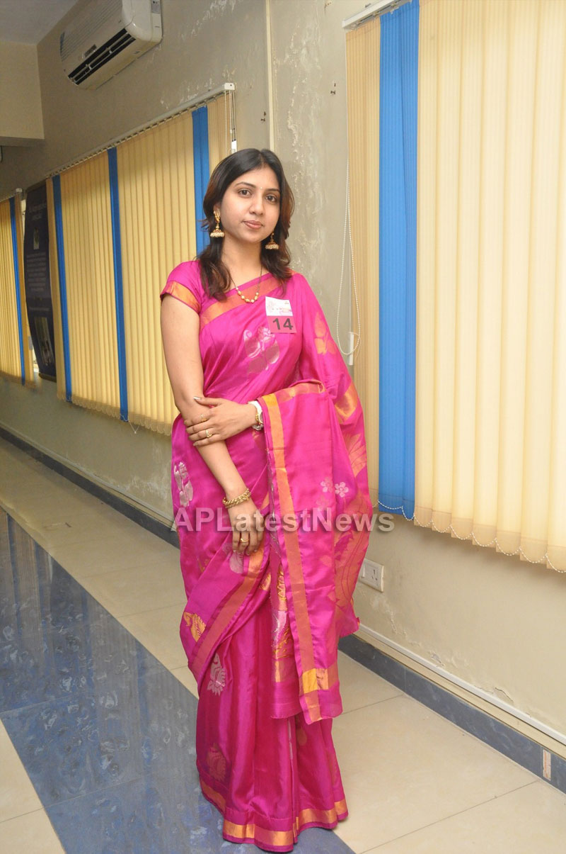 Srimathi Silk Mark, Hyderabad 2013 Auditions held - Picture 15