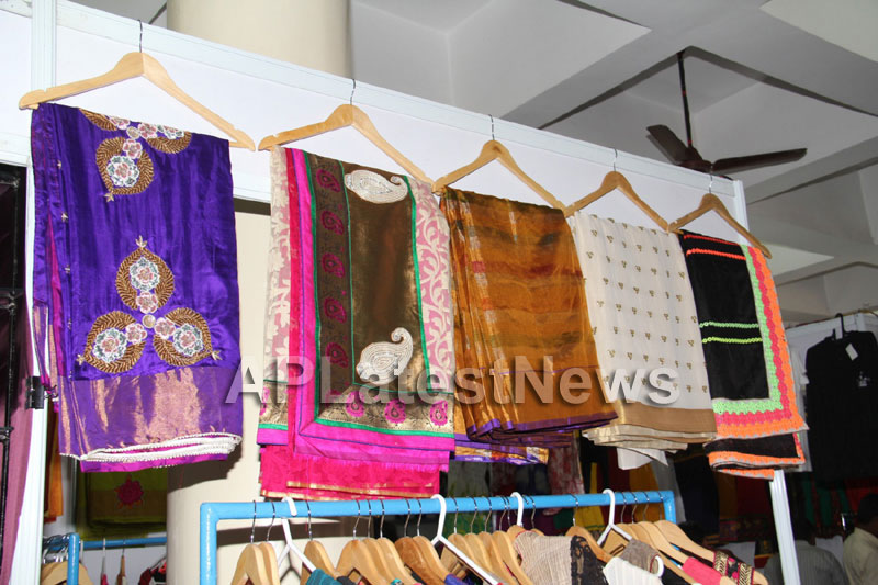 Styles N Weaves expo kicked off, Ameerpet, Hyderabad - Picture 6