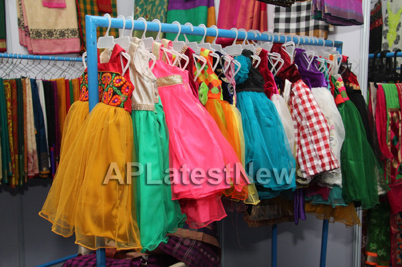 Styles N Weaves expo kicked off, Ameerpet, Hyderabad - Picture 22