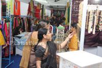 Styles N Weaves expo kicked off, Ameerpet, Hyderabad