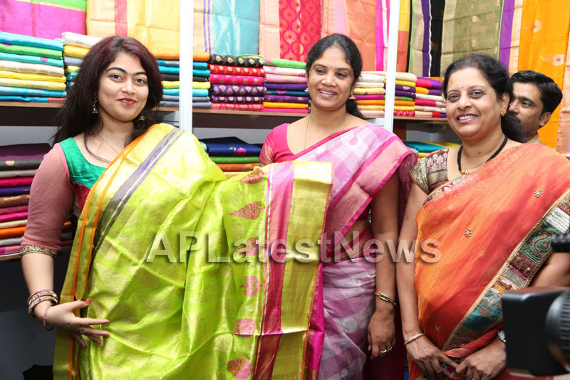 Styles N Weaves Expo - Inaugurated by Dr. Seetha and Shravani - Picture 1