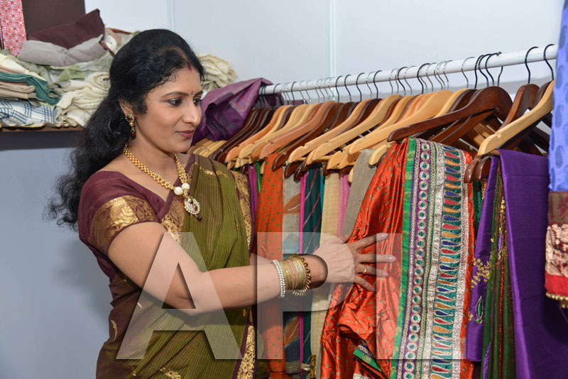 Styles N Weaves Expo - Inaugurated by Dr. Seetha and Shravani - Picture 16