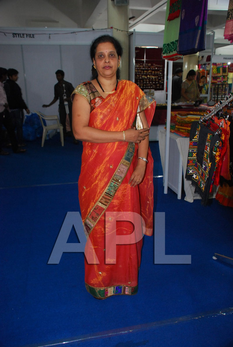 Styles N Weaves Expo - Inaugurated by Dr. Seetha and Shravani - Picture 7