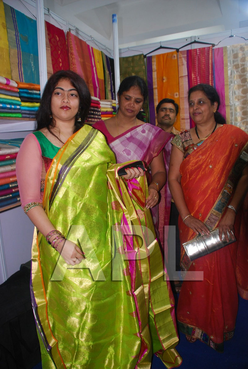 Styles N Weaves Expo - Inaugurated by Dr. Seetha and Shravani - Picture 18