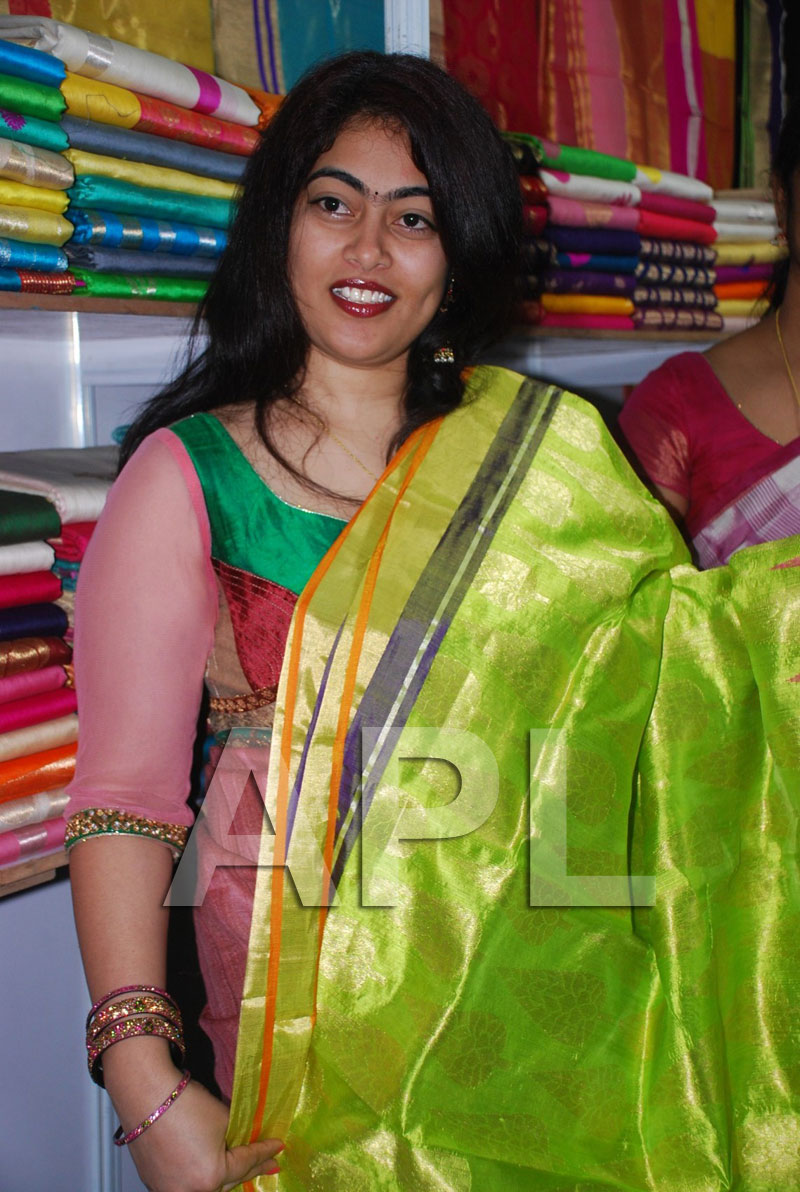 Styles N Weaves Expo - Inaugurated by Dr. Seetha and Shravani - Picture 22