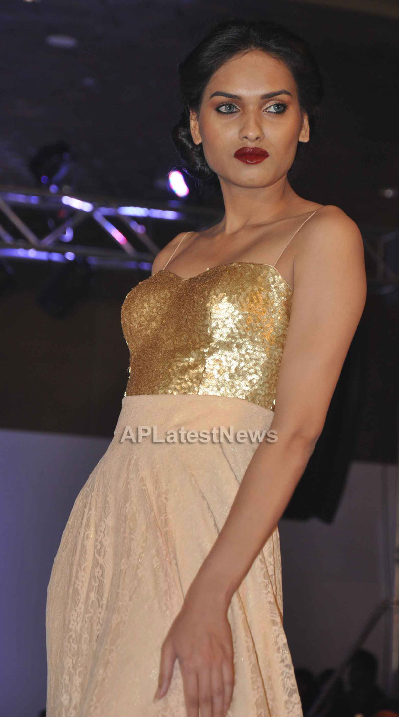 Sultry models set the ramp on fire, The Park Somajiguda, Hyderabad  - Picture 2