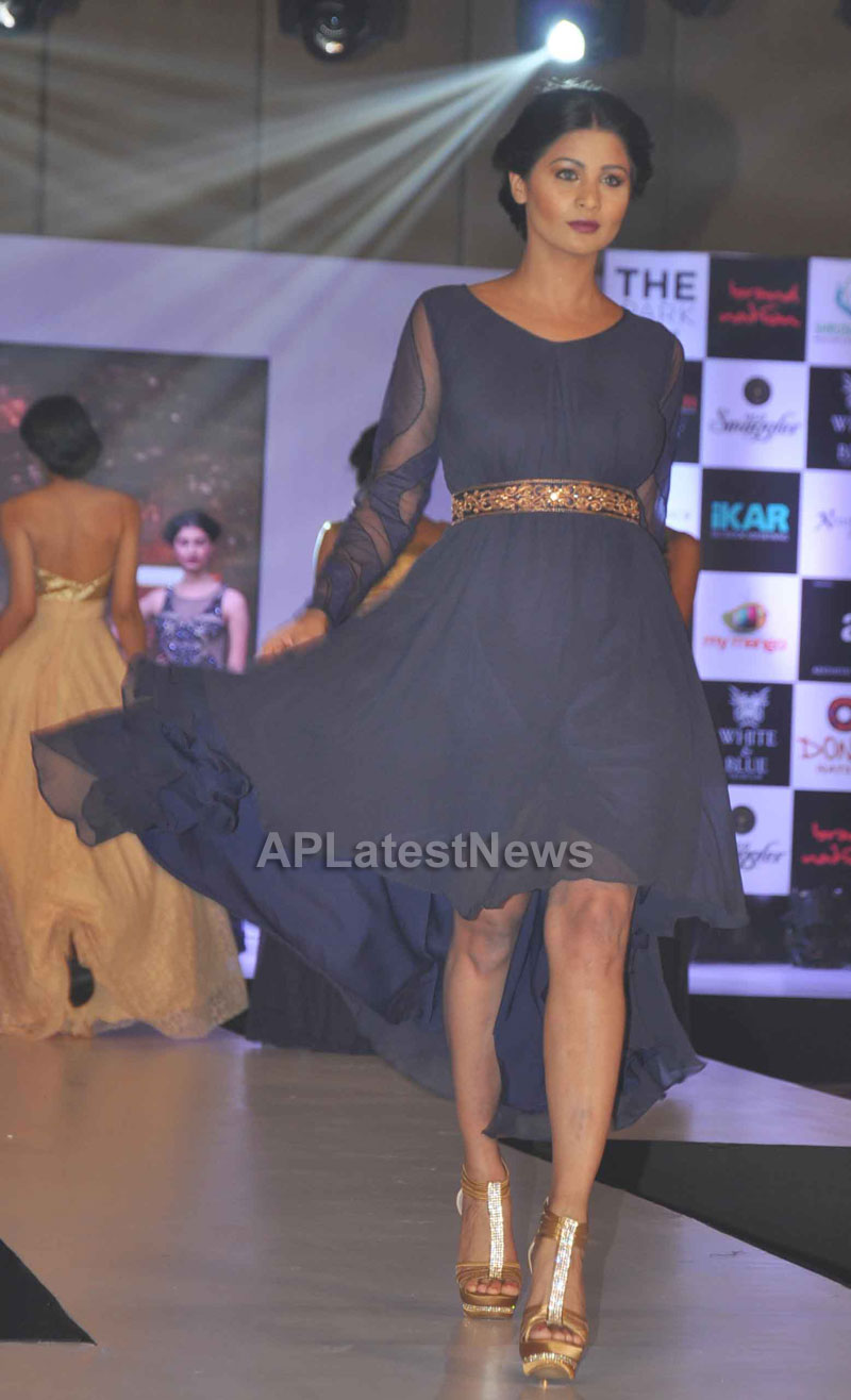 Sultry models set the ramp on fire, The Park Somajiguda, Hyderabad  - Picture 12
