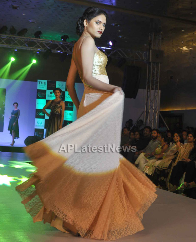 Sultry models set the ramp on fire, The Park Somajiguda, Hyderabad  - Picture 19