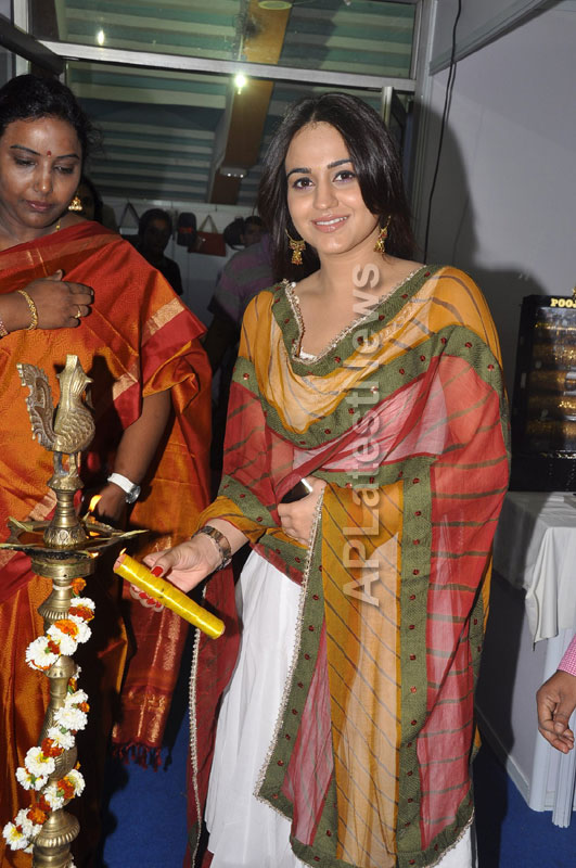 Trendz - Summer Fashion Exhibition 2013 - Inaugurated by Actress Aksha - Picture 6