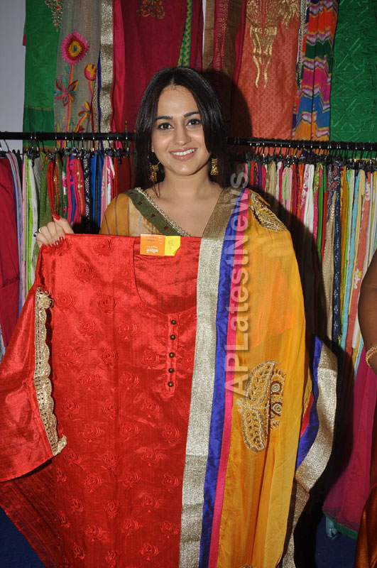 Trendz - Summer Fashion Exhibition 2013 - Inaugurated by Actress Aksha - Picture 7