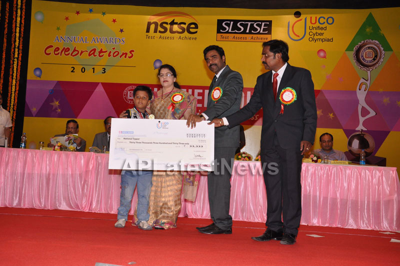 Unified Council Annual Awards Cemony - Union minister Killi Krupa Rani - Picture 7