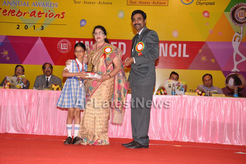 Unified Council Annual Awards Cemony - Union minister Killi Krupa Rani - Picture 1