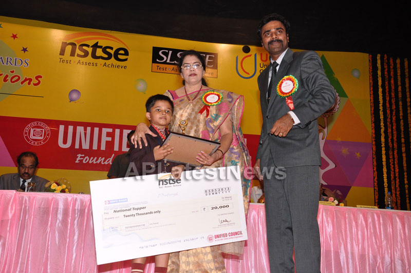 Unified Council Annual Awards Cemony - Union minister Killi Krupa Rani - Picture 12