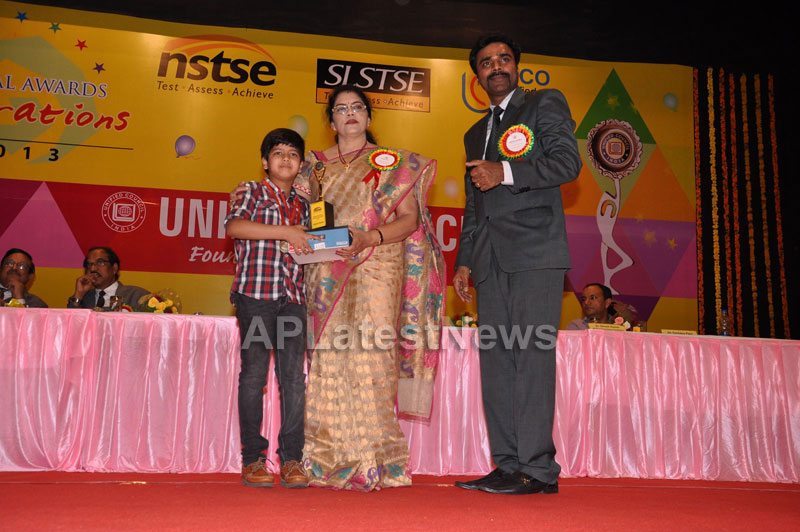Unified Council Annual Awards Cemony - Union minister Killi Krupa Rani - Picture 6