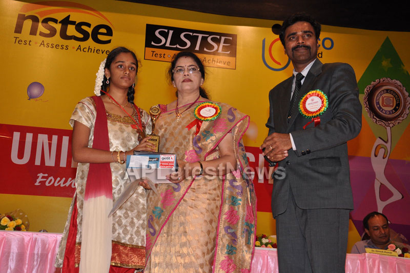 Unified Council Annual Awards Cemony - Union minister Killi Krupa Rani - Picture 8
