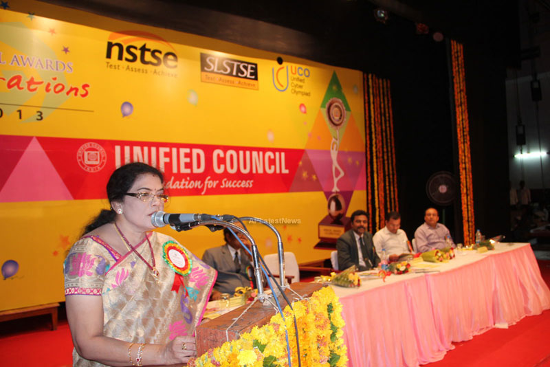 Unified Council Annual Awards Cemony - Union minister Killi Krupa Rani - Picture 10