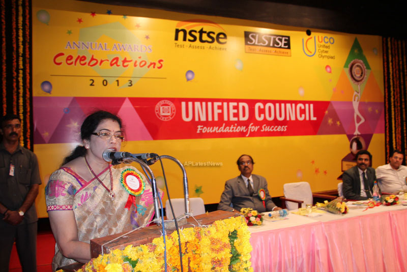 Unified Council Annual Awards Cemony - Union minister Killi Krupa Rani - Picture 5