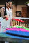 Veena Malik in the colour of Holi - Picture 14