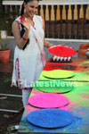 Veena Malik in the colour of Holi - Picture 21